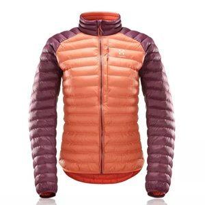 NWT Haglofs Essens Mimic puffer jacket size LNWT for sale